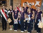 v.l.n.r vorne:   Rosa Stampfer(Landesmeisterin),  Nicola Isele, Fabienne Thaler, Anna-Lena Vonach, Valerie Sohm, Melanie Griesser.                                                                                                                                                                              V.l.n. r. hinten:  Karl Schönenberger, Sofia Grabner, Lisa Schweiger, Miriam Mainetti