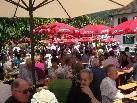viele begeisterte Besucher beim Klosterfest 2010