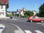 An der Kreuzung Neudorfstraße/Kapellenstraße soll es oft zu gefährlichen Situationen kommen.