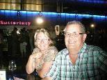 Auch sie genossen den Sommerabend am Blauen Platz
