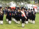 BM Gaschurn-Partenen beim Marschmusikwettbewerb