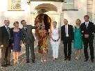 Bundespräsident Heinz Fischer besuchte Bildstein.