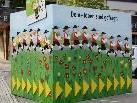 """Der große """"Briefkasten"""" im Krumbacher Ortszentrum wartet auf Ideen."""