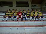 Die Mannschaft des VfB Hohenems