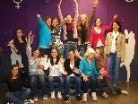 Die neuen Babysitterinnen mit DSA Ingrid Vogel vom Sozialsprengel Leiblachtal.