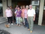 Eigeninitiative der  Senioren ist wichtig, um möglichst lange fit zu bleiben.