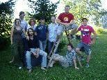 Eine verrückte Truppe, die es immer wieder schafft, Top-Musiker aus aller Welt nach Göfis zu holen.