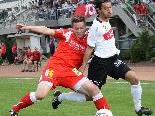 FC Bizau erstmals auf der internationalen Bühne im Einsatz.