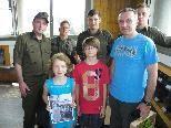 Familientag im Militärmuseum im Martinsturm