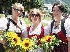 Festumzug beim Arlbergmusikfest in Wald a. A.