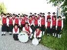 Gesellschaftliche und kirchliche Anlässe prägen das Vereinsgeschehen des Musikvereins Müselbach.