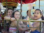 Hallo, willkommen beim Kinderfest in der Achsiedlung!