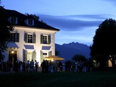 In der Villa Falkenhorst spielt demnächst das MAJIMAZ - Ensemble.