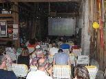 Kino auf Rädern in Braz