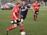 Marc Ender und Co. spielt in Runde eins daheim gegen Austria Salzburg.