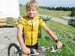 Nino Pesut holte Bronze bei den österr. Cross Country-Meisterschaften in der Klasse U13.