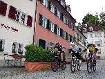 Packende Rad-an-Rad-Duelle in der schmalen Maurachgasse