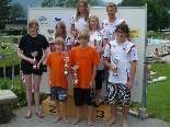 Pokalgewinner LM 2010 Schwimmen