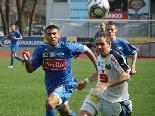 Samir Garci spielt nun beim SC Bregenz.