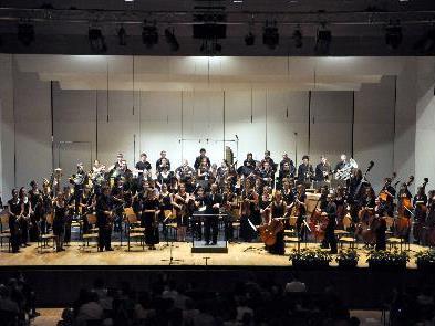 Schlusskonzert des Landeskonservatoriums im Montforthaus.