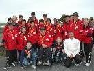 Team der ISV Caritas Olympioniken