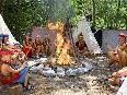 Tolle Stimmung und Atmosphäre beim Indianerfest in Sulz!