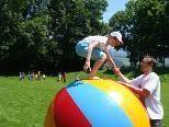 Viel Spaß beim Spielnachmittag an der Volksschule Weiler