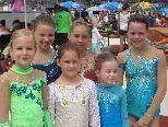 die Vorarlberger Teilnehmerinnen bei der Bundesmeisterschaft