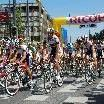 Österreich Radrundfahrt startet am Sonntag in Dornbirn.
