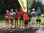 Alle Klassensieger des Kids-Landescup in Dornbirn.