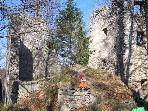 """Am 11./12. September steigt das große Burgruinenfest """"Perlen des Schlossbergs""""."""