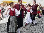 Bild: Die Trachtengruppe der Stadt Feldkirch lädt zum Volkstanzkurs ein.