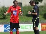 Bludenzer Marco Stark kann ab sofort beim FC Lustenau 1907 spielen.