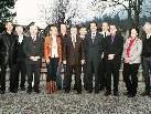 Die Mitglieder des Gemeindevorstandes bzw. die Gemeindeverterter/-innen