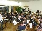Die Musikvereinsjugend lädt zum Konzert.