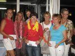 Die siegreichen Damen in Riefensberg