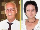 Dir. Herbert Huber wurde in die Pension verabschiedet, neue Direktorin ist Helga Bellak.
