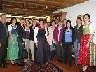 Elf kreative Bäuerinnen zeigten ihre Viechereien.
