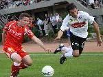 Eren Dulundu trifft mit FC Lustenau auf den Exklub Bregenz.