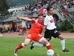 FC Bizau ist im Pokal ausgeschieden.