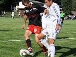 FC Nenzing gewinnt Nachbarschaftsderby gegen Feldkirch mit Last-Minute-Tor.