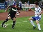 FC Sulzberg verlor beim Ligakonkurrent Röthis und schied aus.