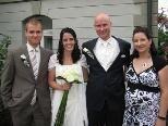 Hochzeit Sandra Lengauer und DI Marco Descher
