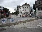 Im Zuge der Neugestaltung der Klostergasse wird auch die Lindenkreuzung umgebaut.