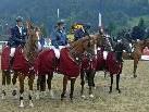 In Schruns-Tschagguns wird vom 13. bis 15. August nochmals faszinierender Pferdesport geboten.