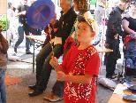 Jonglieren lernen und vieles mehr bei den Zirkustagen