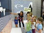Kinder für Kunst begeistern