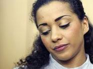 Nadja Benaissa vor Gericht