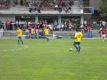 Nur zu einem Unentschieden kam der Golm FC Schruns im Heimspiel gegen Götzis