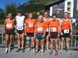 Teilnehmerrekord beim achten Lecher Höhenhalbmarathon